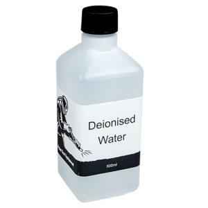 Bresle Deionised Water for use with the Bresle Patches in the Bresle Patch Test